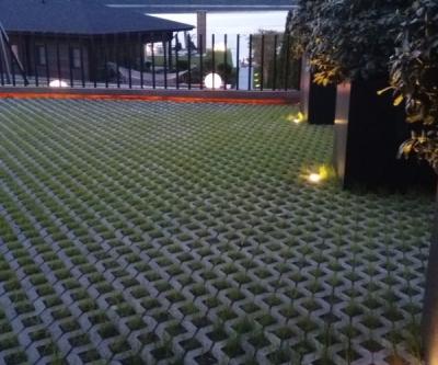 Тротуарная плитка - Газонная решетка